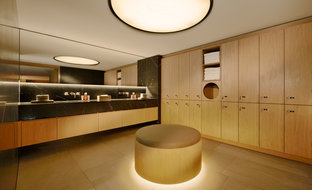 Renovation Crystal Hotel Wellness
